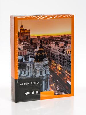 album 200/10x15 narancs, memo