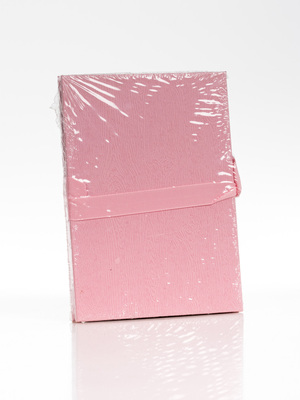 album leporello 10x15/12 rózsaszín